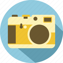 camera, images, photography, photos, retro camera icon