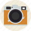 camera, photography, photos, retro, retro camera icon