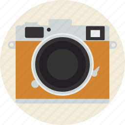camera, photography, photos, retro, retro camera icon