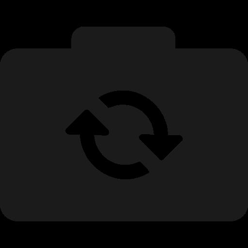 folder, refresh, reload, sync, synchronize icon