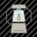 adventure, camping, cs6, lamp, light, multicolor, outdoor, survive icon