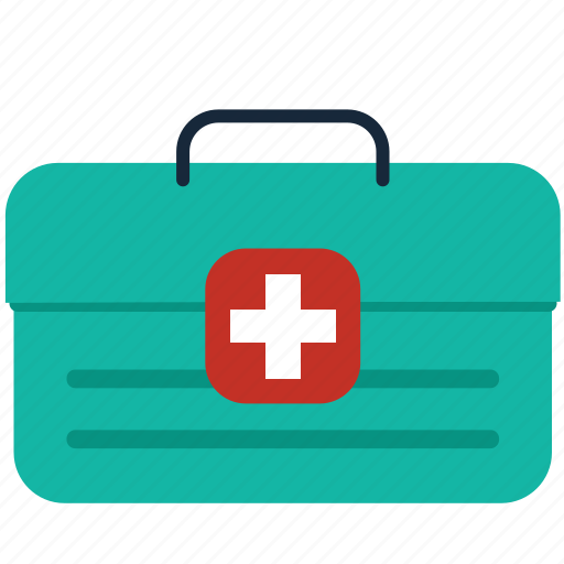 chest, drug, help, medical, medicine, medicine chest, suitcase icon