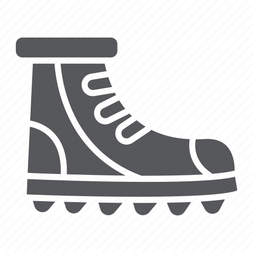 Boot, footwear, hiking, shoe icon - Download on Iconfinder
