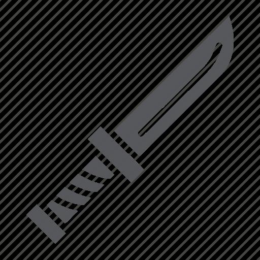 crime, cut, danger, knife, sharp, tool icon