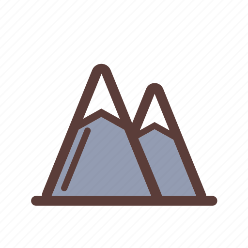Adventure, mountain, nature, outdoor icon - Download on Iconfinder