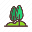 nature, outdoor, plant, tree icon