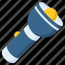 flashlight, lamp, torch