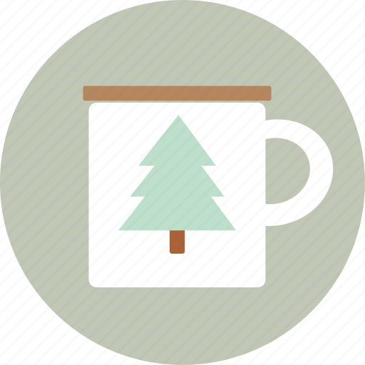 camping, coffee, cup, tea, tourism, travel icon
