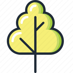 camping, eco, nature, summer, tree, trip, vacation icon