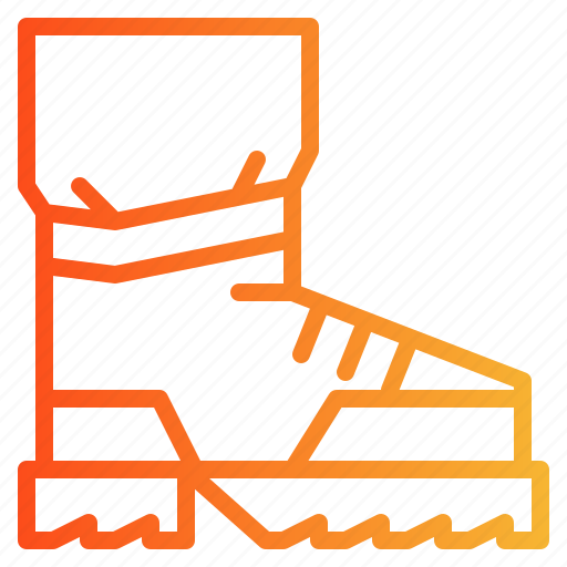 Boots, climbing, footwear icon - Download on Iconfinder