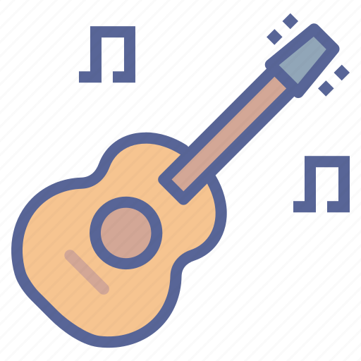 guitar, music, musical, party icon