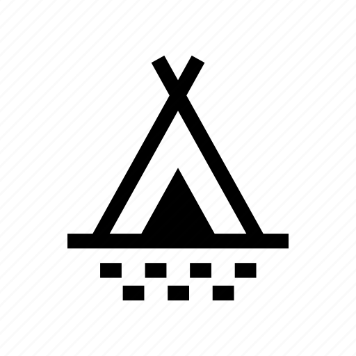 camp, camping, shelter, sleep, tent icon