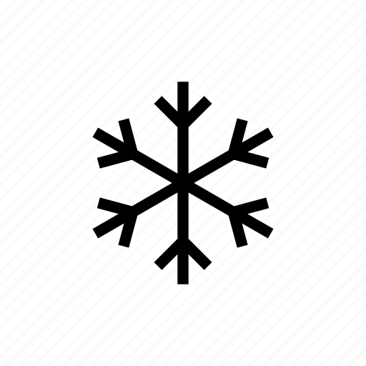 christmas, forecast, holiday, snow, snowflake, weather, winter icon