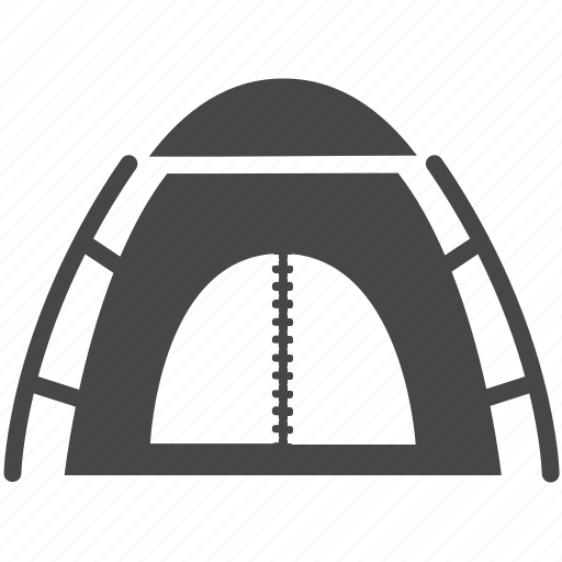 Camping, equipment, outdoors, shelter, survival, tent, travel icon - Download on Iconfinder