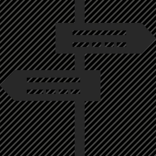 arrows, direction, navigate, navigation icon