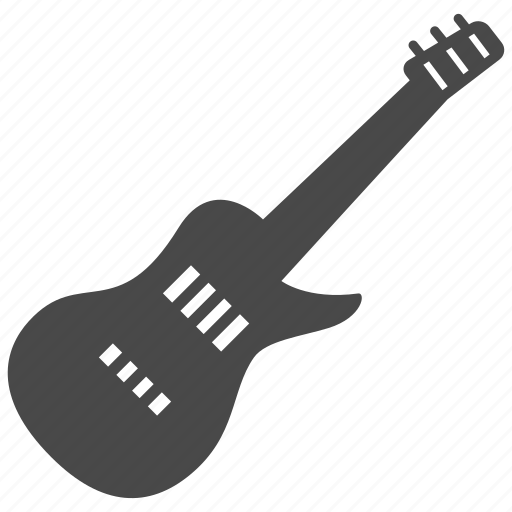 band, guitar, instrument, music, singer, sound, string icon
