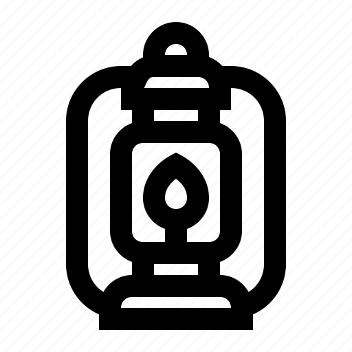 Camping, lantern, light, night, outdoor icon - Download on Iconfinder