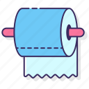 paper, tissue, towels icon