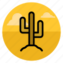 cactus, desert, sands, travel, west, wild, wild west icon