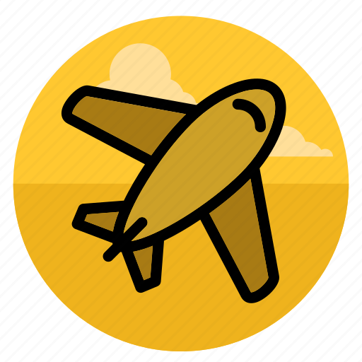 aircraft, airplane, flight, flying, plane, travel, travelling icon