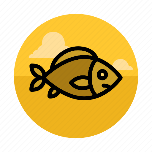 cooking, fish, fishing, food, kitchen, seafood, sushi icon