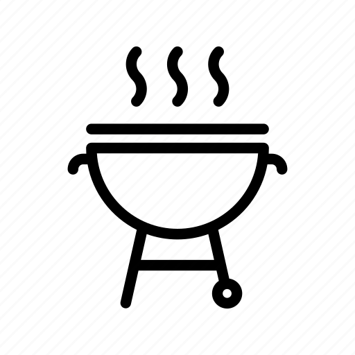 barbecue, bbq, cook, cooking, grill, kitchen, picnic icon