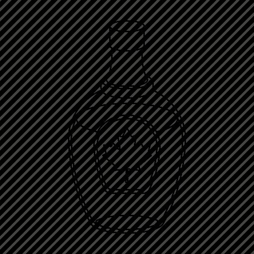 bottle, dessert, drink, maple, syrup icon