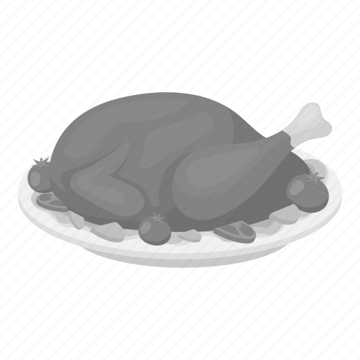 day, food, fried, meat, thanksgiving, tradition, turkey icon