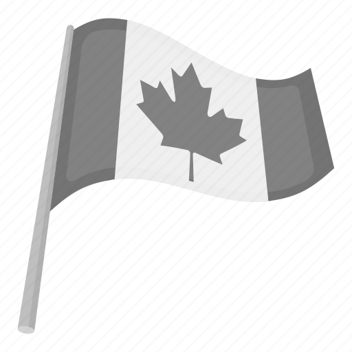 canada, country, flag, leaf, maple, national icon