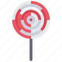 candy, food, lollipop, shop, stick, sweet, sweetness icon