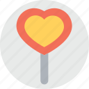 candy, candy cane heart, cane heart, heart candy, lollipop icon
