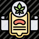 cannabis, product, natural, label, guarantee