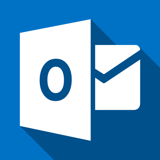 Outlook Contact Icon: Email, Mail, Microsoft, Outlook Icon