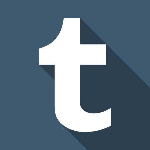 social, tumbler, tumblr icon