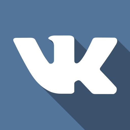 kontakte, social, vk, vkontakte icon