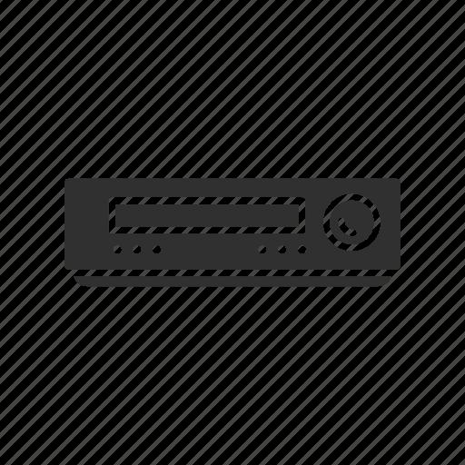 audio, audio receiver, radio, receiver icon