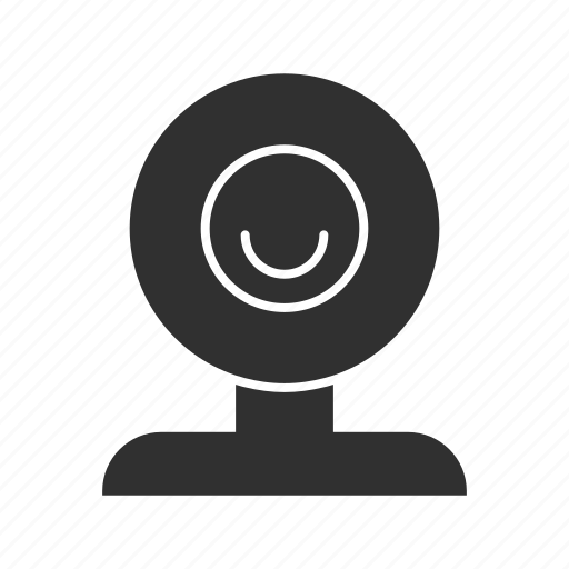 camera, cctv, web, web cam icon