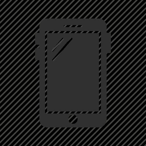android phone, ipad, iphone, phone icon