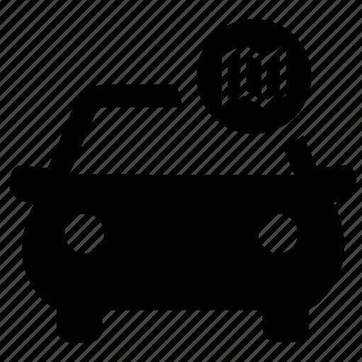 car, gps, location, map, road, travel desination icon