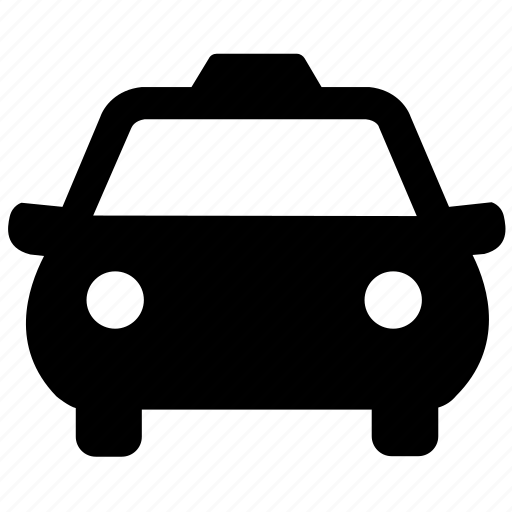 car, drive, service, taxi, transportation, travel, vehicle icon