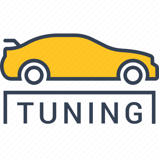 car, service, thansport, tuning icon