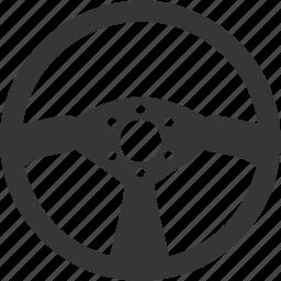 auto, traffic, transport, wheel icon
