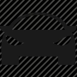 car, headlight, traffic, transport, wheel icon
