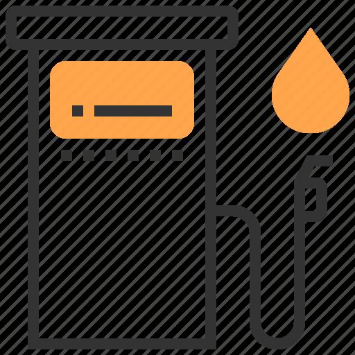 accessories, auto, automobile, car, oil, pump, service icon