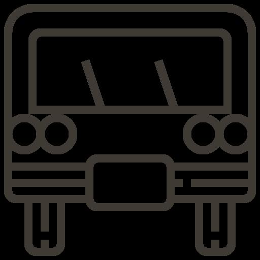 accessories, automobile, bus, car, service, transport, vehicle icon