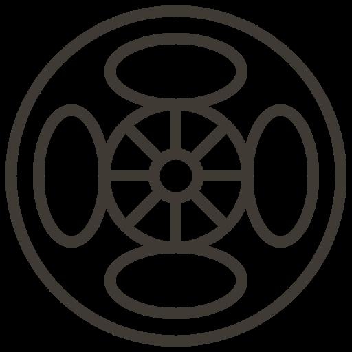 accessories, automobile, car, service icon