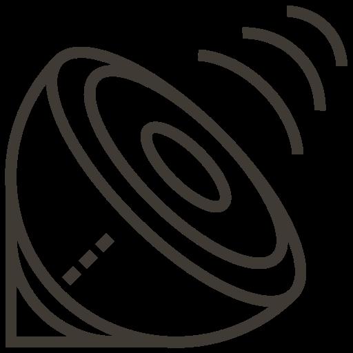 accessories, automobile, car, service, sound, speaker icon