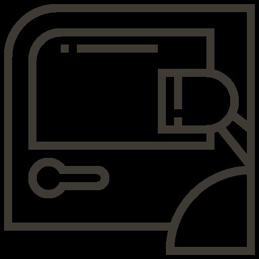 accessories, automobile, car, door, service icon