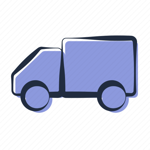 car, mini, transport, truck, utility, vehicle icon