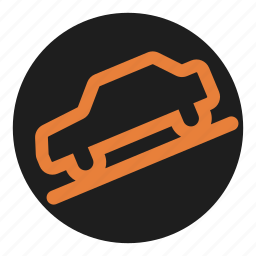 control, dashboard, descend, downhill, mode, offroad icon